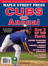 Cubs Annual 2009