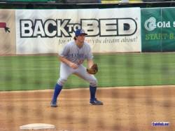 Josh Vitters at third base