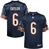 Jay Cutler Chicago Bears jersey